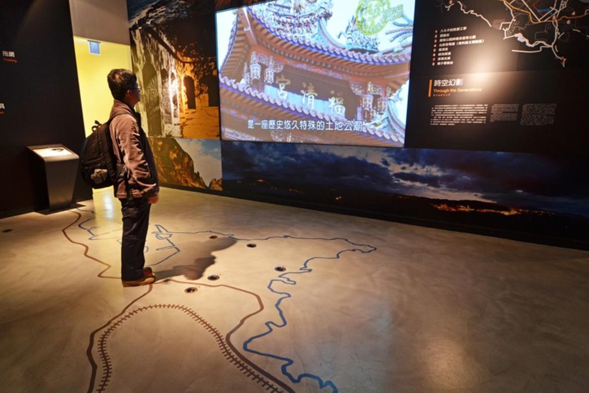 國立海洋科技博物館-區域探索館