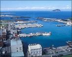 八斗子漁港