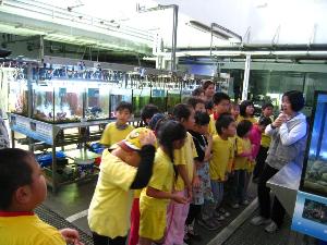 工作站-學校團體參觀導覽