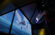 開新視窗,深海影像廳