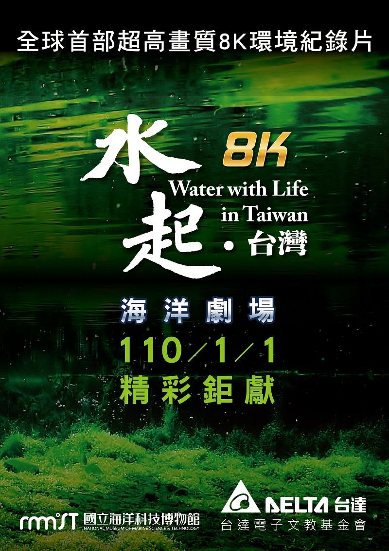 水起台灣電影海報