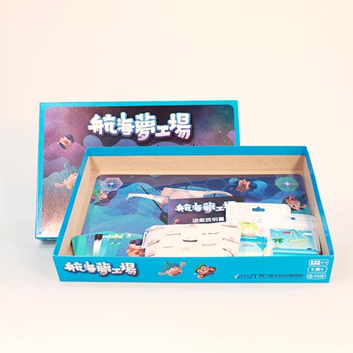 航海夢工場桌遊組