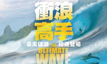 海科館-海洋劇場新片「衝浪高手」7/1上映