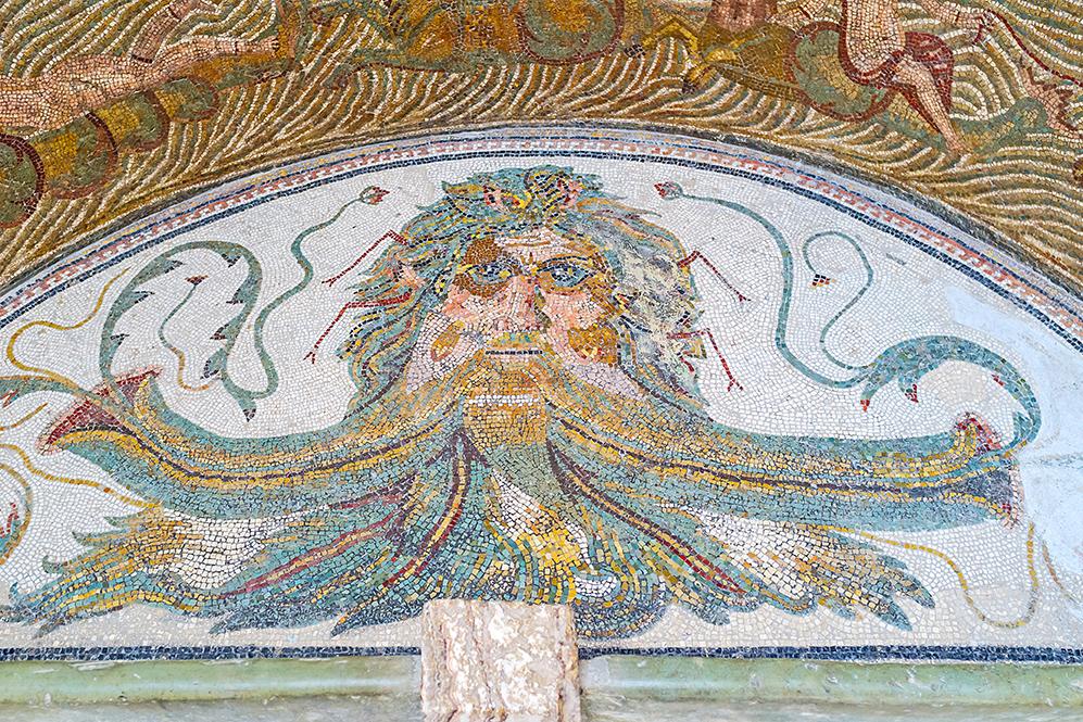 海洋之名的緣起-泰坦海神俄刻阿諾斯