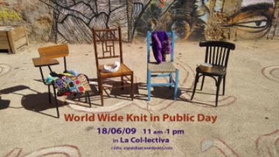 海洋針織放輕鬆─世界針織日活動(免費)