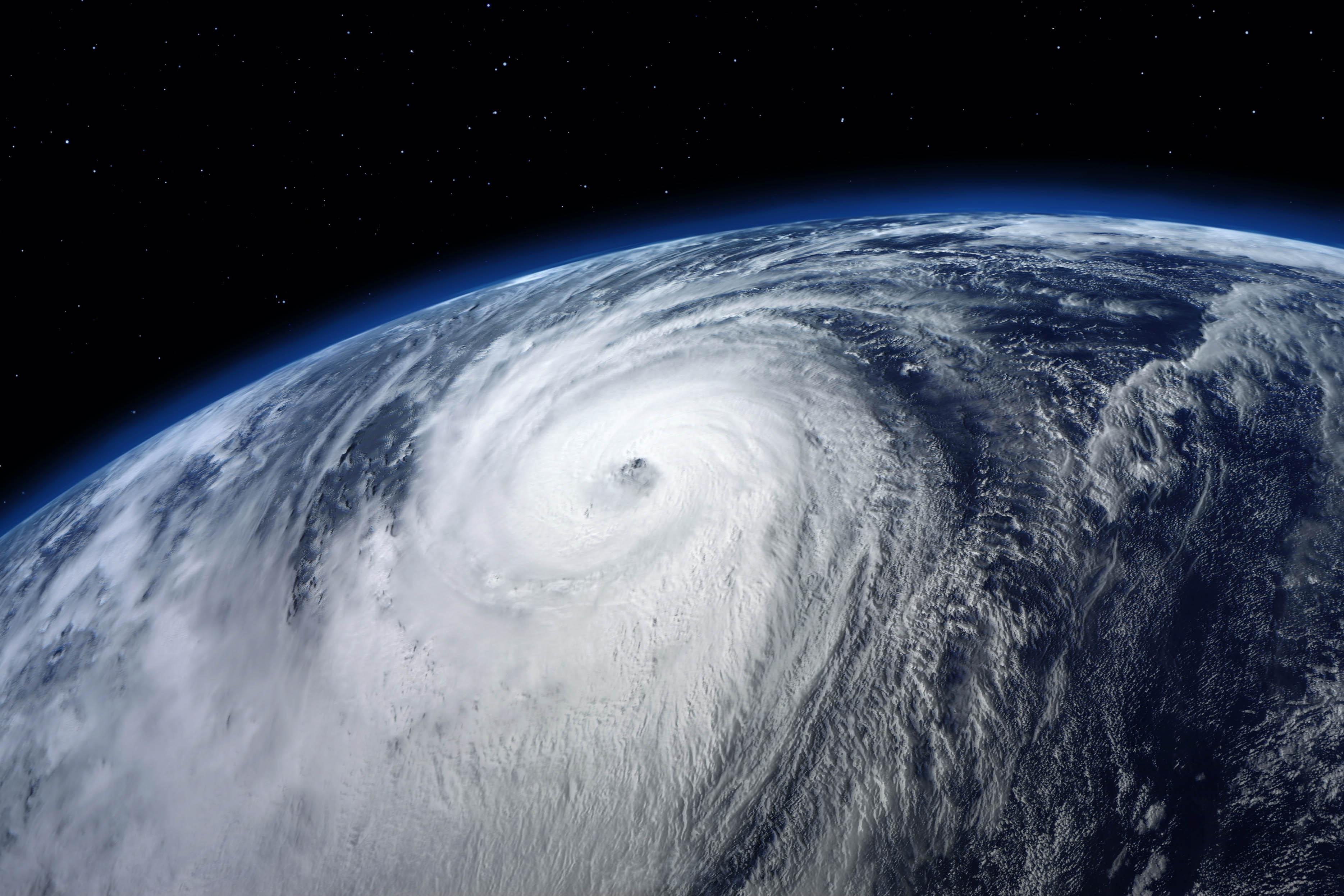 探索極端氣候-颱風的形成與發威