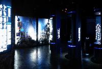 深海展示廳-展區