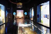 深海展示廳-展區長廊