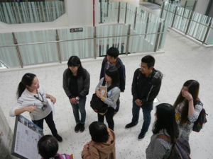 開新視窗,2016東京海洋大學產業實習照片