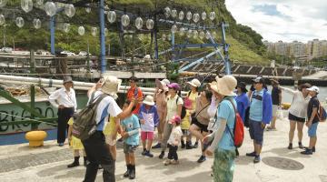 開新視窗,漁村漫遊導覽