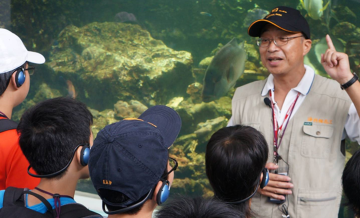 「海洋生物多樣性」教學活動 開放預約中