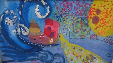 東信國小學生繪畫作品