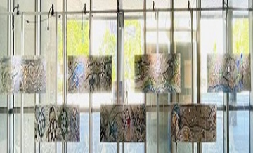 110/7/1~110/11/28 創藝妝點明德牆Art藝術深耕成果展