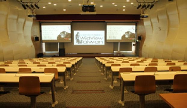 國際會議廳(F106)