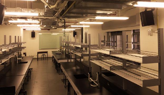 海洋實驗室(B115)