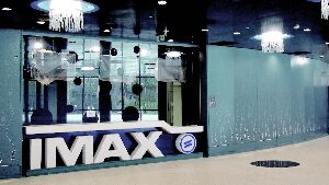 3D IMAX Theater